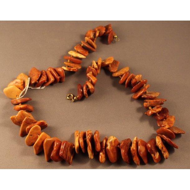 Antikfarvet kæde